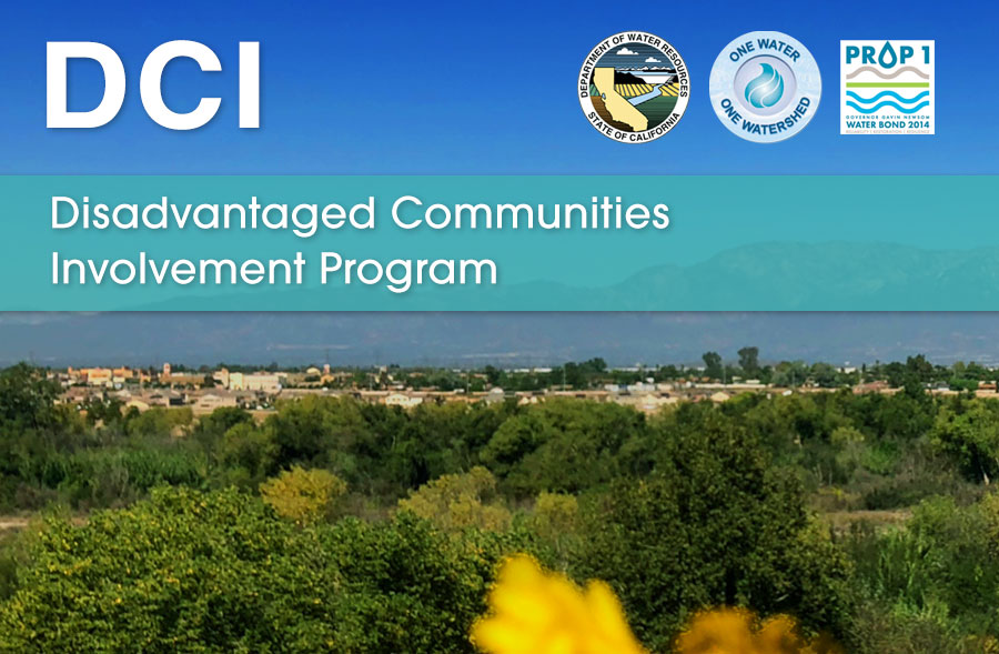 Disadvantaged Communities Involvement Program