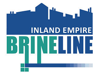Logo of Indland Empire Brine Line by Santa Ana Watershed Project Authority