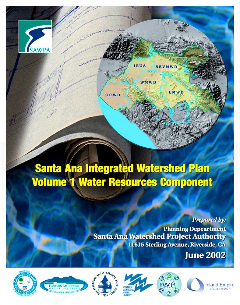 Water Resources Plan 2002 - Volume 1