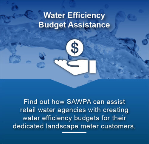 Water Efficiency Budget Assistance